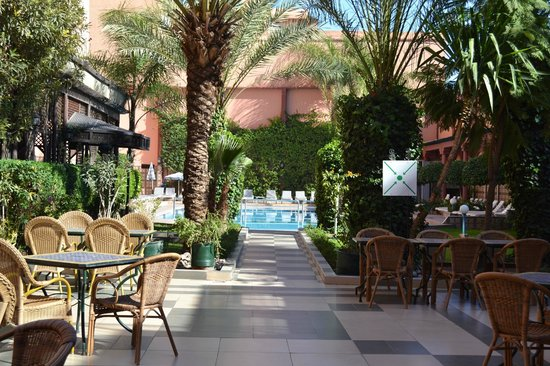 Diwane Hotel: pool