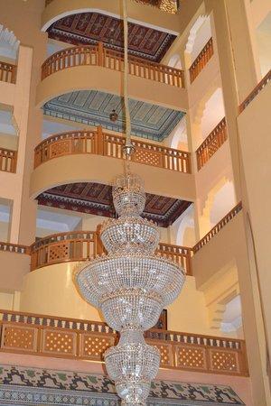 Diwane Hotel: lobby