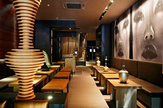 Photo of Japanese Restaurant Somo at Via Goffredo Mameli 5, Rome 00153, Italy