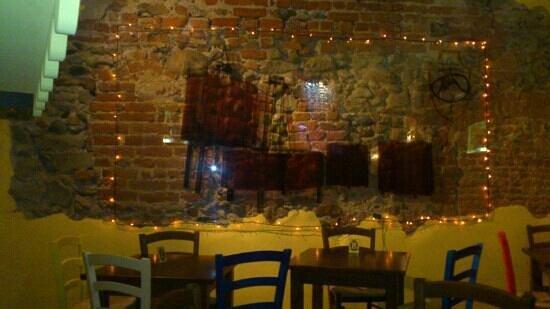 Birrificio della Granda : Una sala del locale
