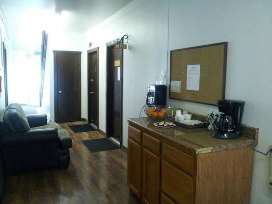 Underwood, Dakota del Nord: Morning Coffee and Snacks