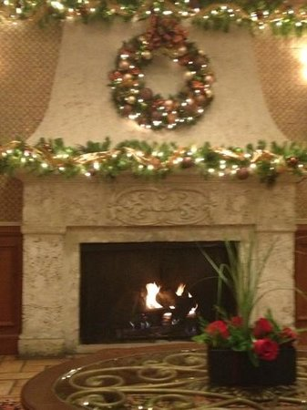 Riverside Hotel: Christmas fire
