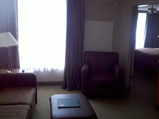 Homewood Suites Orlando-International Drive/Convention Center: seperate sitting area