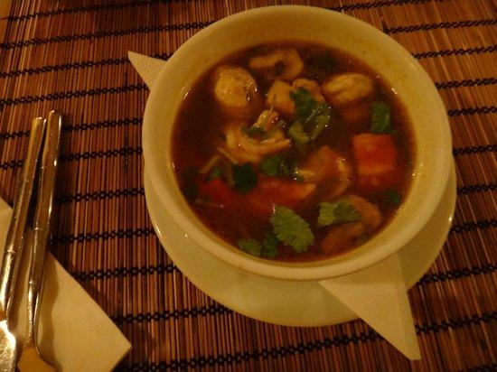 Orange Moon : Tom Yum Soup