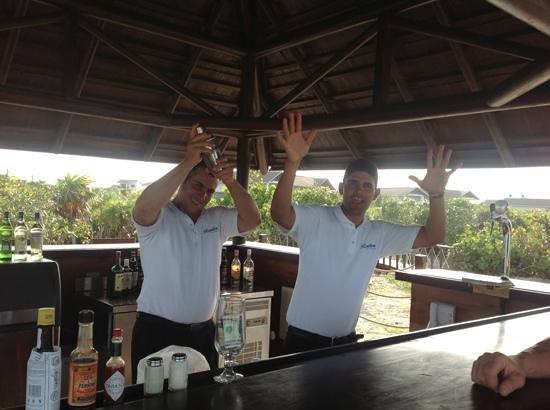 Royalton Cayo Santa Maria : Bar près de la plage!