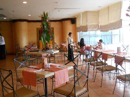 Days Hotel Iloilo: Buffet