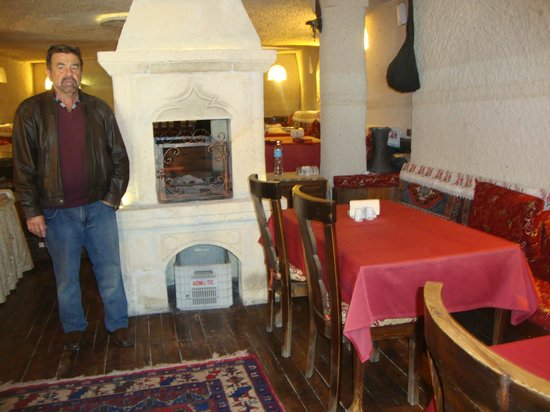 Gamirasu Cave Hotel: COMIDAS TIPICAS
