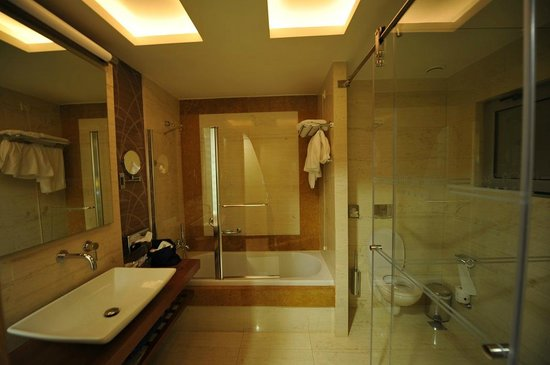 "Minoa Palace Resort & Spa: Aile ""Imperial"" type ""double room"" (sdb)"
