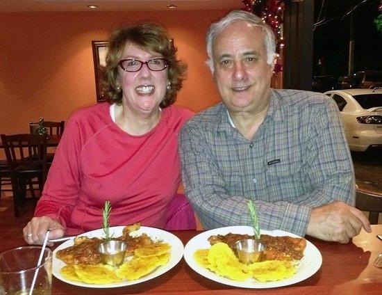 Dieguito And Markitos: We dined at the bar