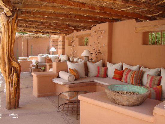 Awasi Atacama - Relais & Chateaux: Lovely sitting area