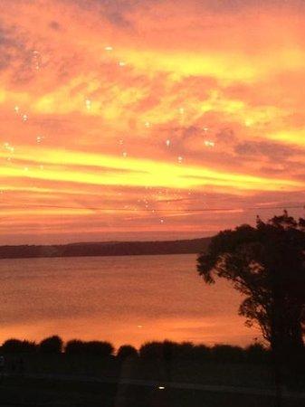 Brown Sugar: beautiful sunset