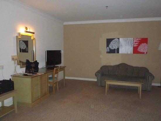 Regalodge Hotel Ipoh: Executive Room - Sitting Area