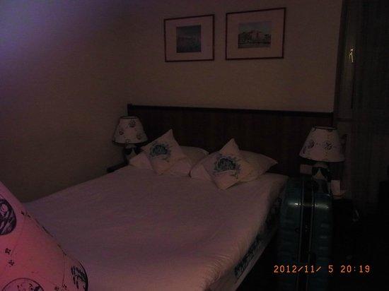 ディ ポート ファン クレーフ ホテル , 広くないけど快適な部屋
