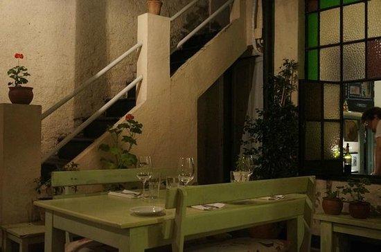 Florentino Bistro: Outside patio
