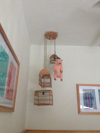 La Exquisita de la 38: hanging pig