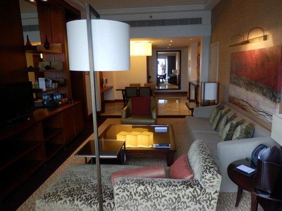 Amwaj Rotana : Very nice room