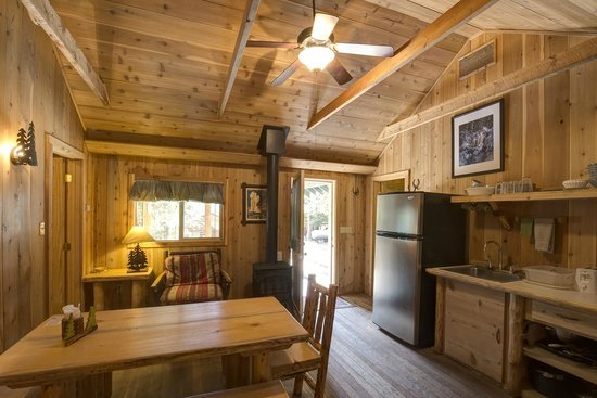 View over the pine edge cabins with fireplaces picture of pine pine edge cabins cabin interior teraionfo