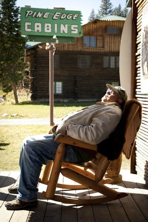 Pine Edge Cabins ภาพถ่าย