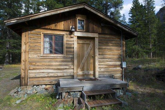 Pine Edge Cabins-billede