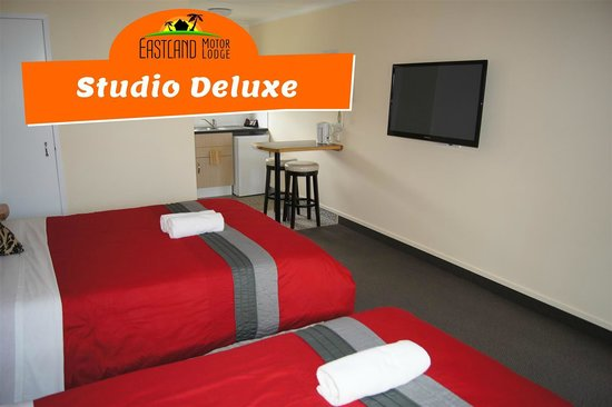 Eastland Motor Lodge: Studio Deluxe