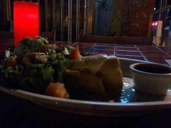 Mona's Tex-Mex Restaurant: chimichanga