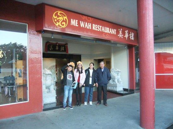 Me Wah Entrance