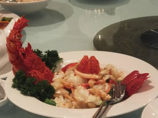 Me Wah : Lobster Dish (Promotion)