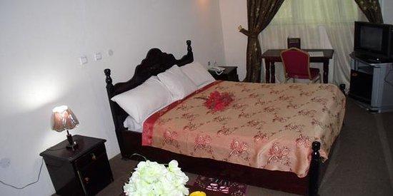 Ethio-Paramount Hotel: Single Room