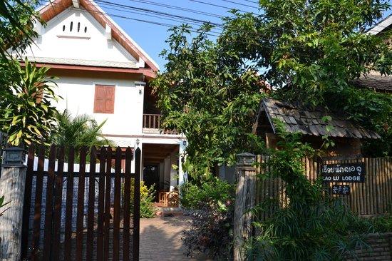 Lao Lu Lodge: Vue extérieure