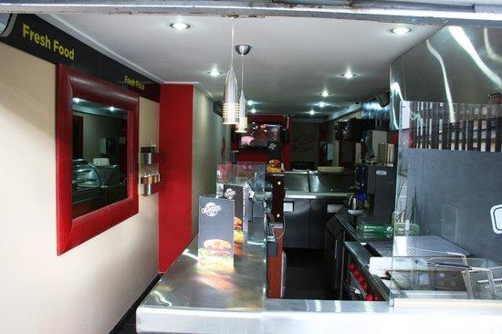 Bogota Burger Cafe