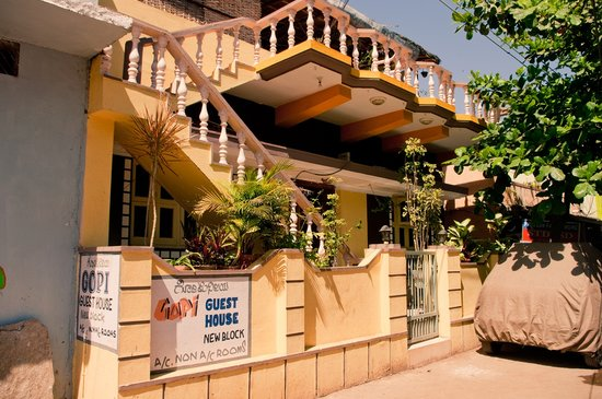 Gopi Guest House: New Block with AC ensuite rooms