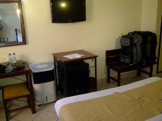 Sentrim 680 Hotel : Bedroom