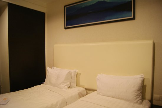 Grand Borneo Hotel: gallery room