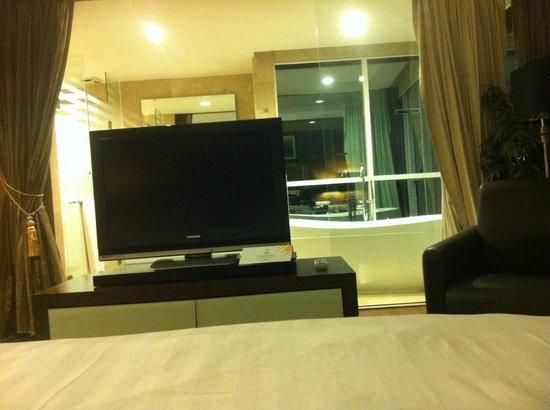 Grand Borneo Hotel: grand suite