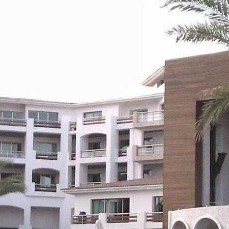 คาโบอซุลรีสอร์ท: Our accommodations (top, right)