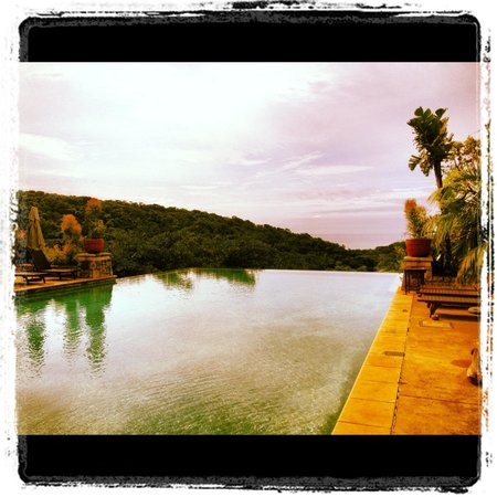 Zimbali Lodge: Lodge infinity pool