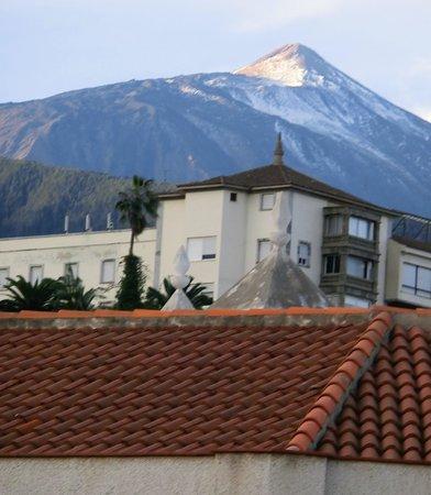 Apartamentos RF Bambi: Teide - my favorite view from my room