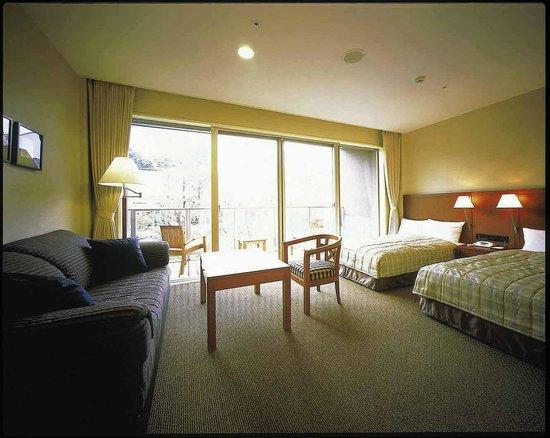 Hotel Harvest Kyu Karuizawa: Twin room