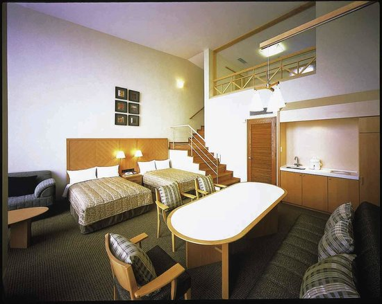 Hotel Harvest Kyu Karuizawa: Family room