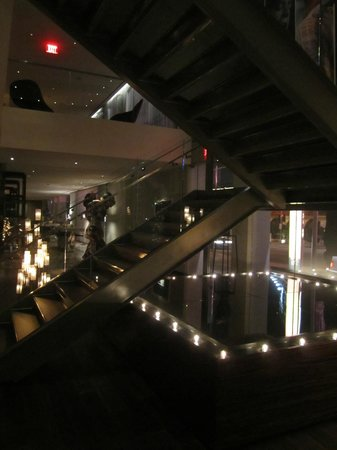 Andaz West Hollywood: Lobby area