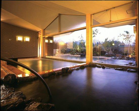 Hotel Harvest Kyu Karuizawa: Grand bath