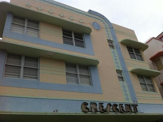Crescent Resort On South Beach: front