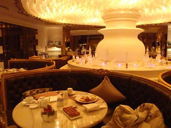 Lotte Hotel Moscow: Breakfast hall 2