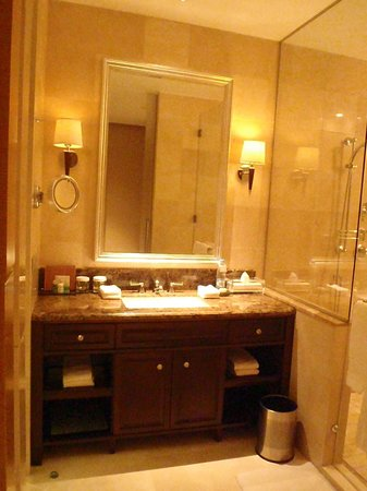 Lotte Hotel Moscow: Bathroom