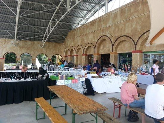 Bruma Lake Flea Market Johannesburg Restaurant Reviews