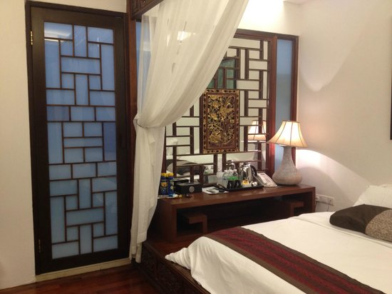 Courtyard @ Heeren Boutique Hotel: Bedroom