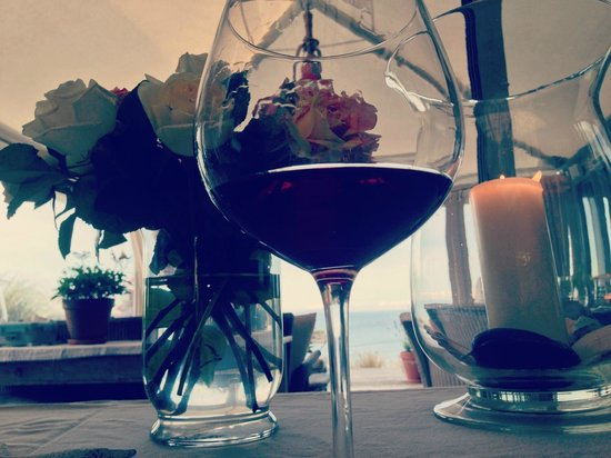 The Boatshed: Wine with dinner