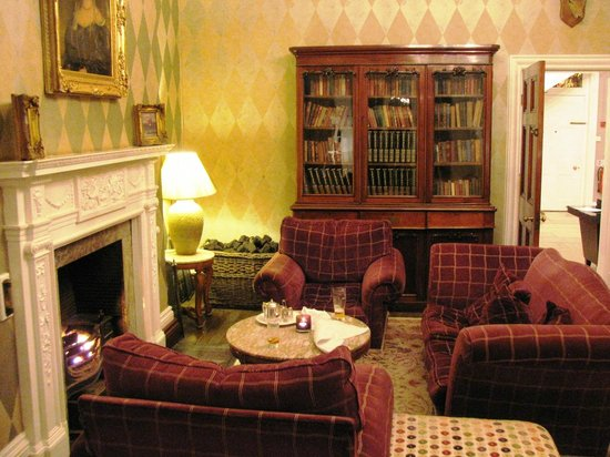 Dunbrody Country House Hotel: Lounge area
