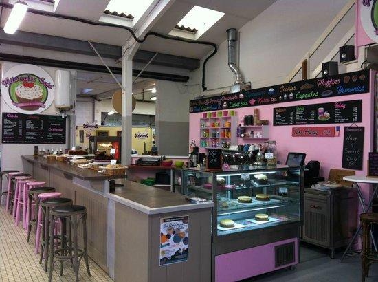 Milwaukee Cafe: Très beau magasin à Biarritz
