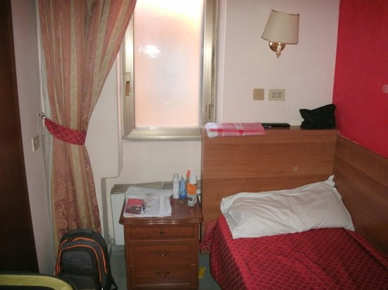 Hotel Cortorillo: The room